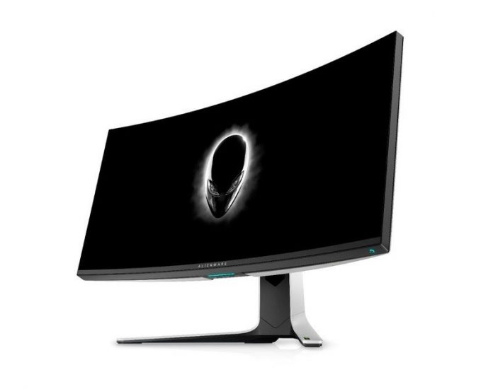 Alienware's 38-inch curved monitor is $450 off but the deal is almost gone