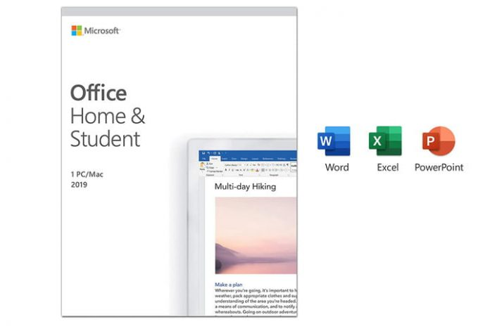 Save $50 on Microsoft Office for PC and Mac for Cyber Monday