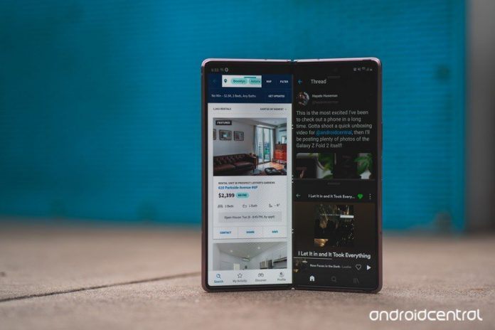 The Samsung Galaxy Z Fold 3 will need all-new glass if it has S Pen support