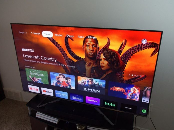 Google TV gets new personalized recommendations feature