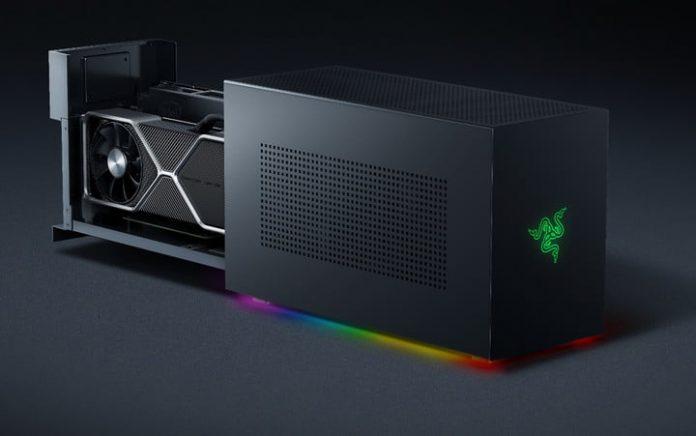 Razer's modular Tomahawk desktop ships with Nvidia's powerful RTX 3080