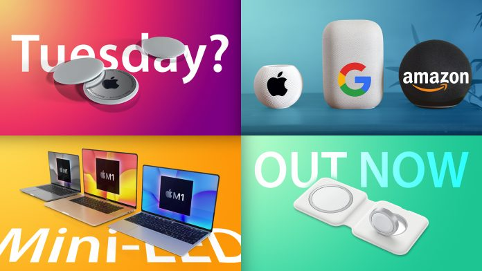 Top Stories: Redesigned MacBook Pro in 2021, MagSafe Duo Released, HomePod Mini vs. Competition
