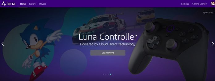 Amazon's cloud gaming service Luna now supports a limited number of Android phones