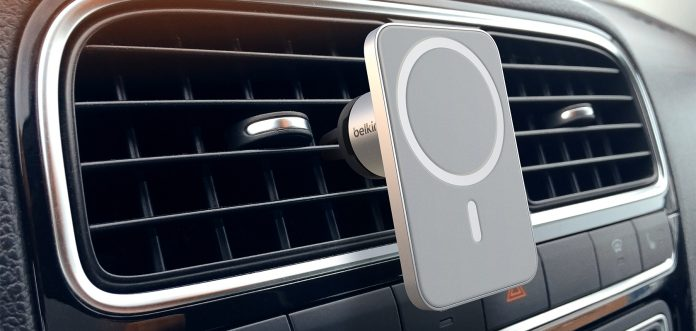 Review: Belkin's Car Vent Mount PRO Offers Easy MagSafe Mounting