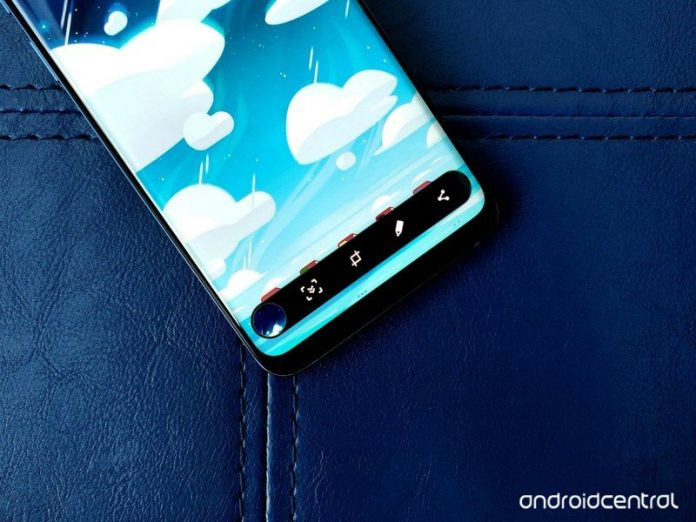 How to take a screenshot on the Samsung Galaxy S10