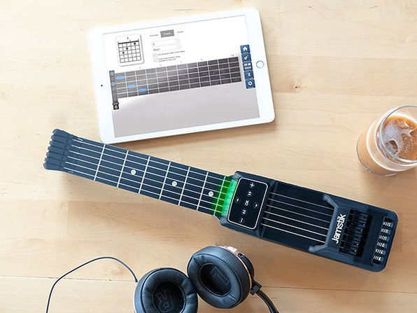 Channel your inner guitar virtuoso with the Jamstik, just $199