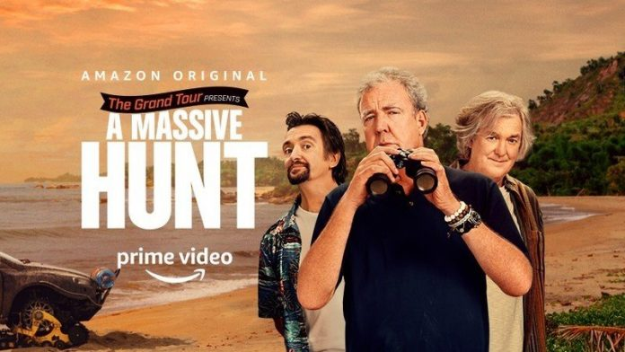 How to watch The Grand Tour: A Massive Hunt anywhere online