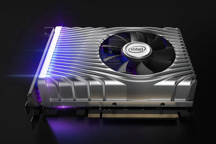 Leaked benchmark shows off Intel's entry-level Xe desktop gaming GPU