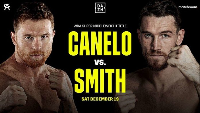 How to watch Canelo vs Smith live stream online from anywhere