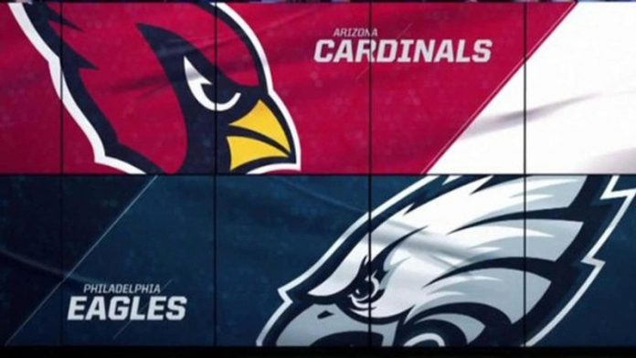 How to watch the Eagles vs Cardinals online live stream anywhere