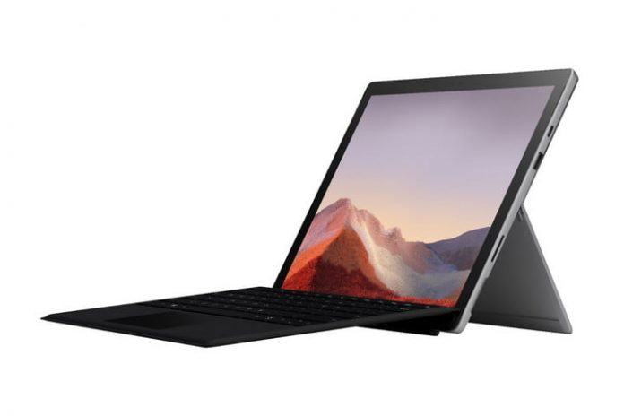 Save over $400 on a complete Surface Pro 7 package at Best Buy