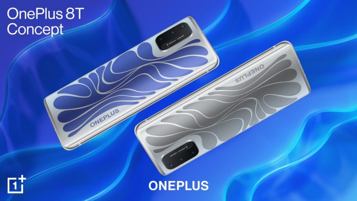 OnePlus 8T Concept uses mmWave to track your breathing, and looks good doing it