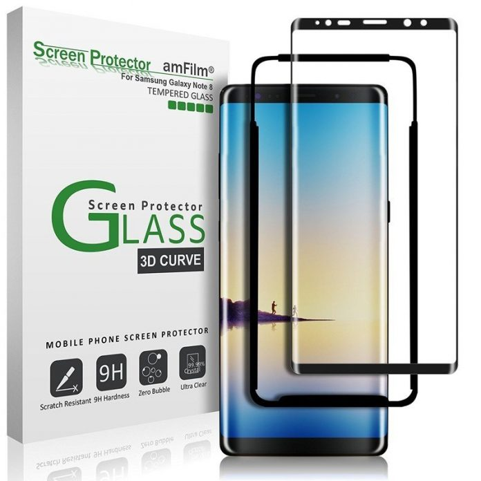 The best screen protectors you can buy for the Galaxy Note 8