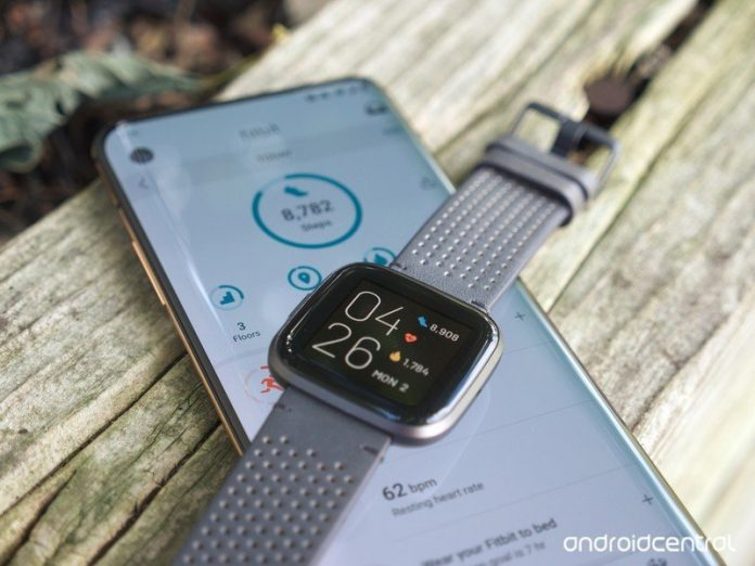 How to pair a Fitbit Versa smartwatch with your phone