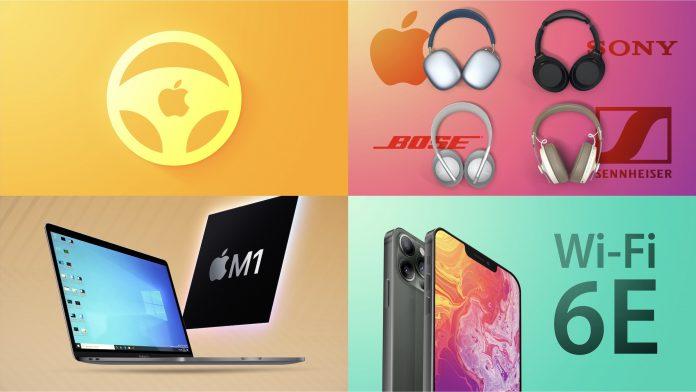 Top Stories: Apple Car Rumors, Windows on an M1 Mac, AirPods Max Compared