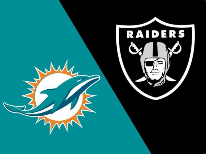 Miami Dolphins vs. Las Vegas Raiders: How to watch week 16 of NFL play from