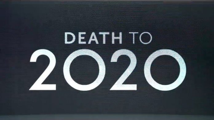 How to watch Death to 2020 anywhere online