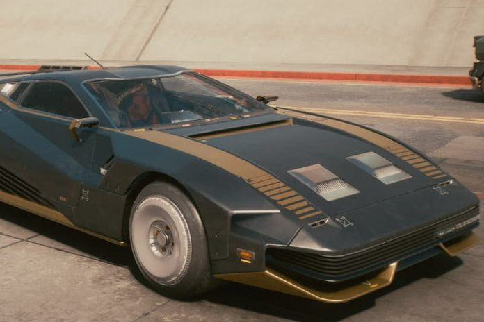 The 10 best cars and bikes in Cyberpunk 2077