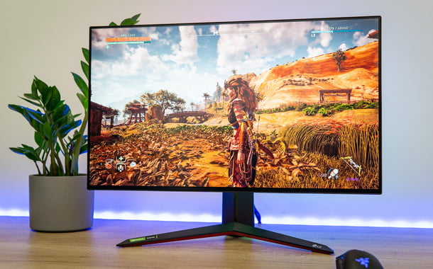 LG 27GN950 review: The perfect 4K gaming monitor, almost