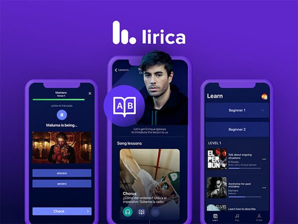 Lirica: Educational app uses music to teach you Spanish, just $20