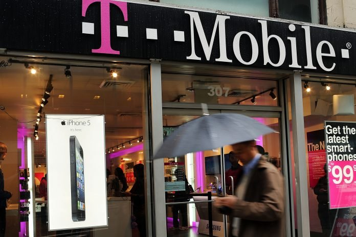 T-Mobile is notifying customers about a security breach