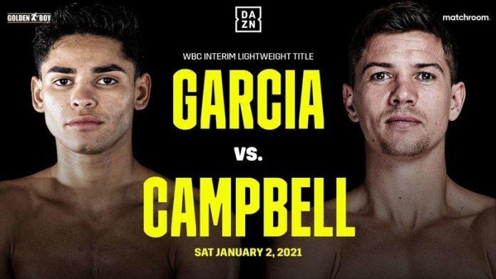 How to watch Ryan Garcia vs Luke Campbell live stream online anywhere