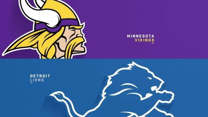 How to watch Vikings vs Lions live stream from anywhere
