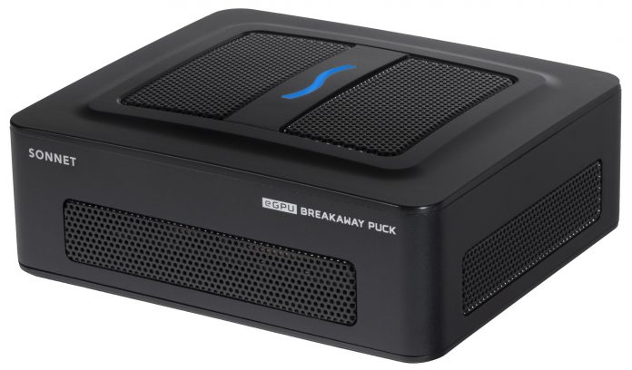 Sonnet Announces New eGPU Docks With AMD Radeon RX 5000 Series GPUs and Support for Pro Display XDR