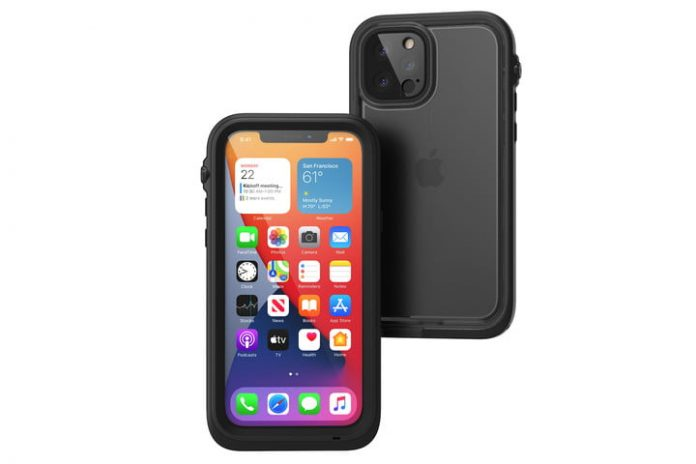 Catalyst's new Total Protection case makes your iPhone 12 completely washable