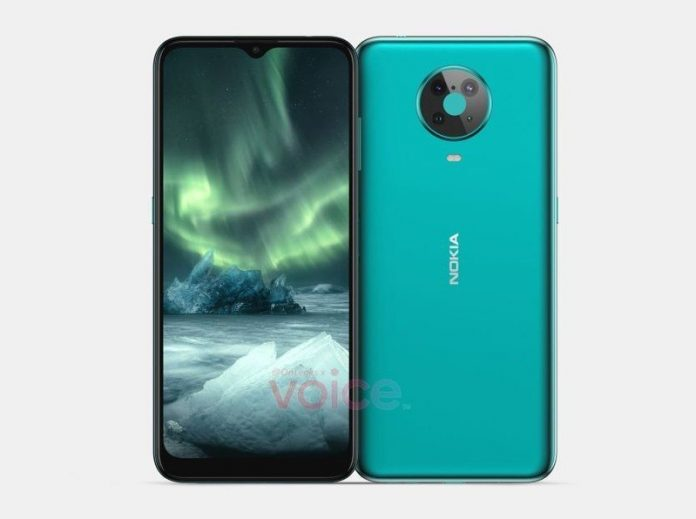 This is our first look at HMD Global's Nokia 6.2 successor