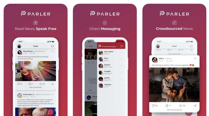Apple Removes Parler From App Store After Failing to Take 'Adequate Measures' to Address Dangerous Content