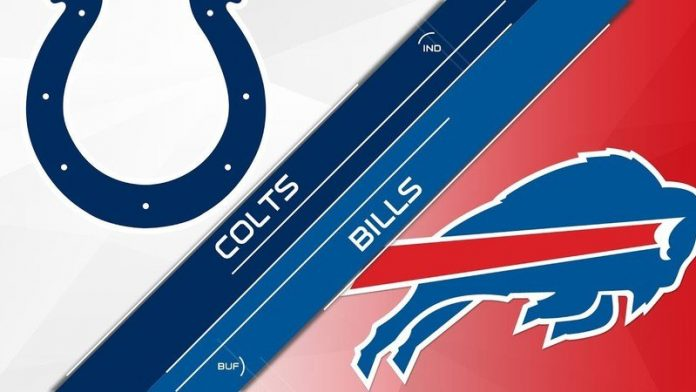 How to watch Colts vs Bills live stream online anywhere
