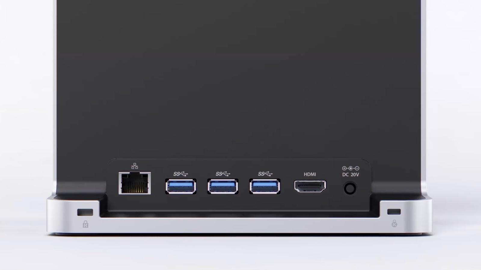 CES 2021: Kensington's New StudioDock Combines iPad Pro ...