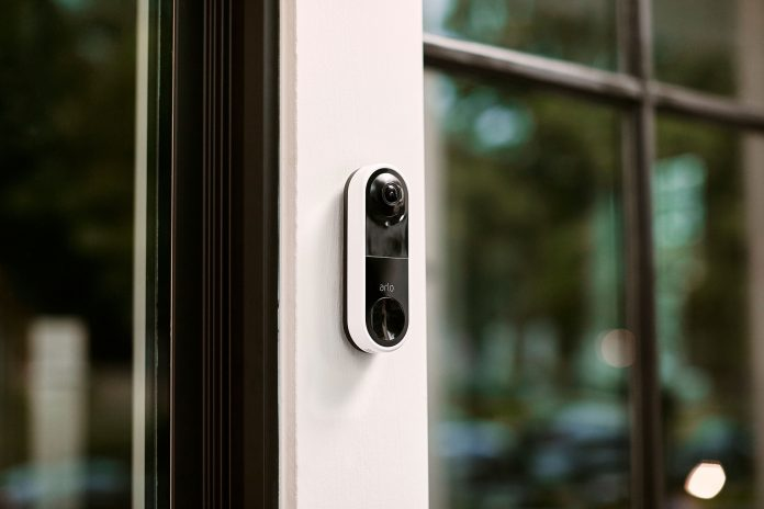 CES 2021: Arlo Highlights Touchless Video Doorbell and Essential Indoor Camera, Adds HomeKit to Wired Doorbell