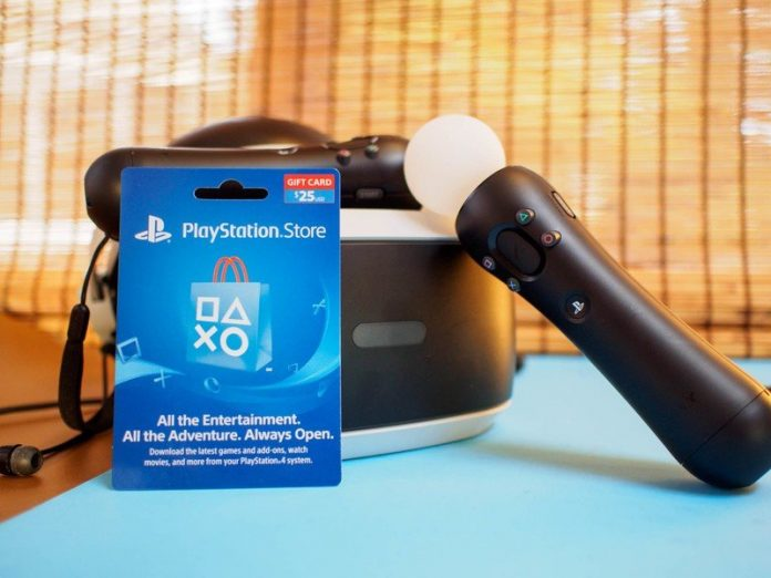 Have a PlayStation gift card? Here's how to use it!