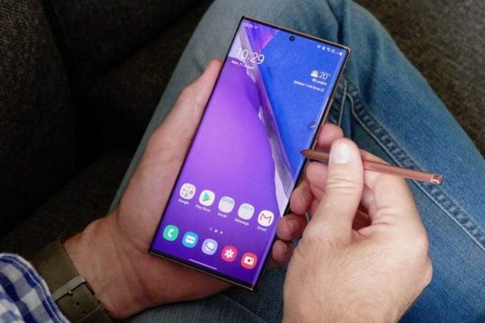 Samsung Galaxy S21 Ultra vs. Samsung Galaxy Note 20 Ultra