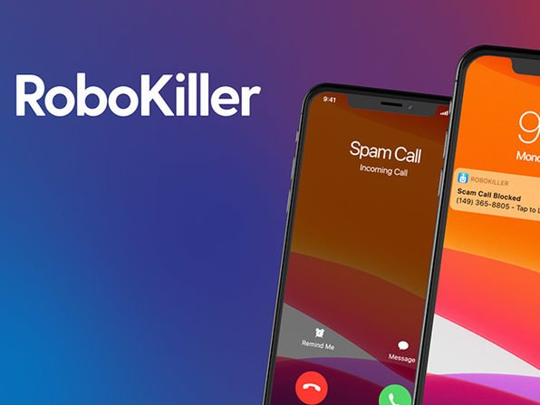 Block spam calls and texts with RoboKiller, on sale
