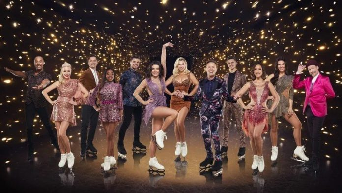 How to watch Dancing on Ice anywhere online