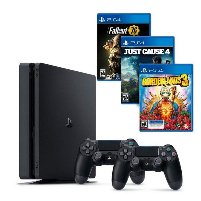 Here's where you can score the best deals on a new PS4 console or bundle