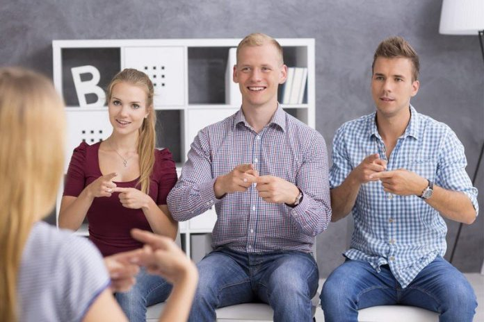 Become fluent in American Sign Language with 75 hours of video lessons for $19.99