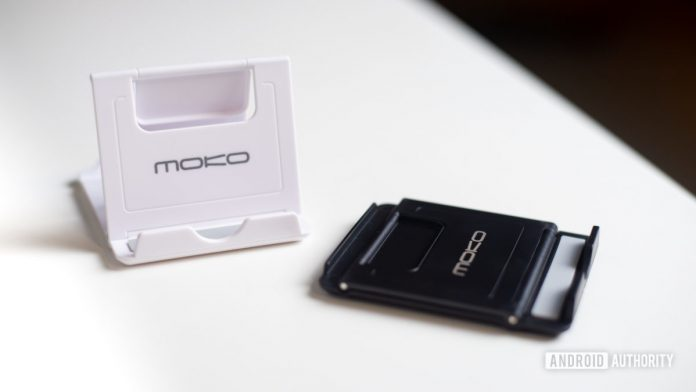 Moko Phone/Tablet Stand review: Amazingly affordable and functional