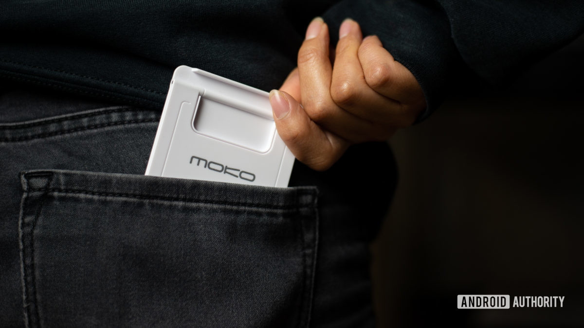 Moko PhoneTablet Stand Review 1