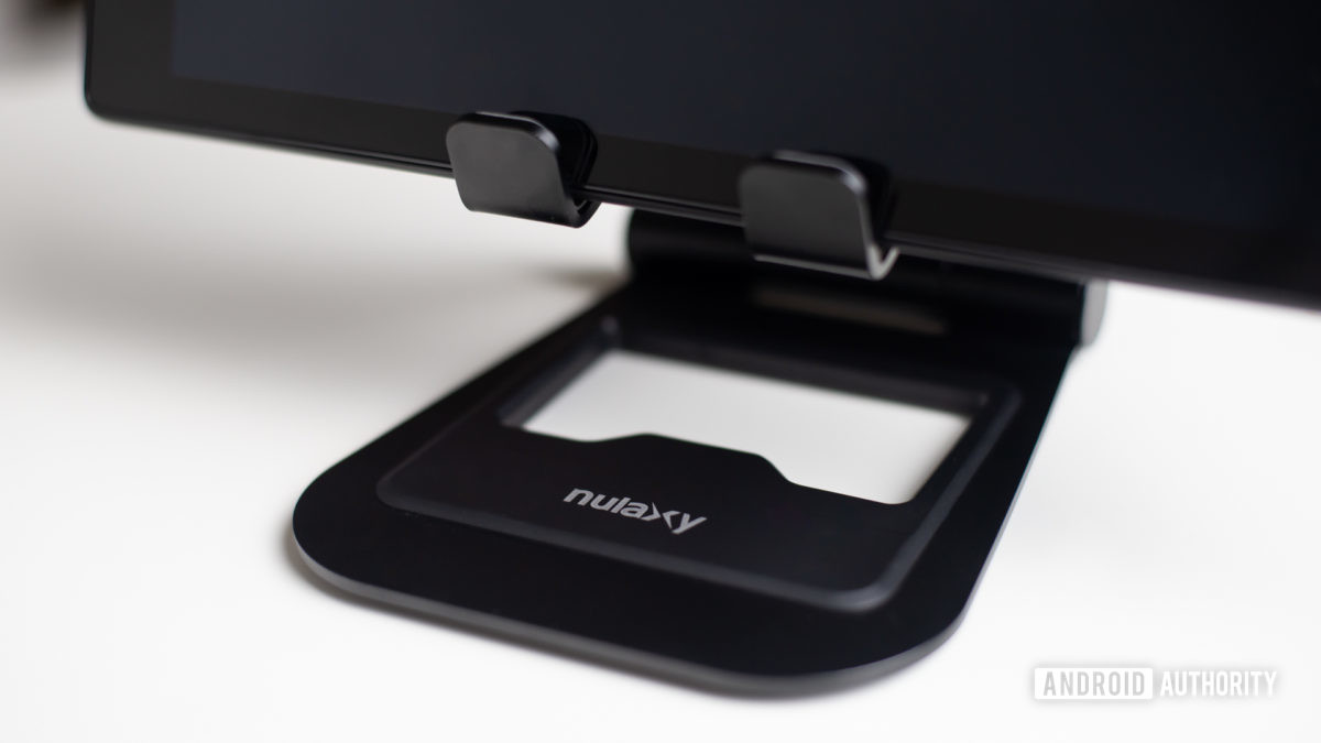 Nulaxy A5 Tablet Stand review 6