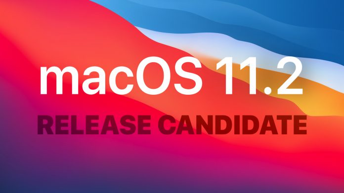Apple Seeds Second Release Candidate Version of macOS Big Sur 11.2 to Developers