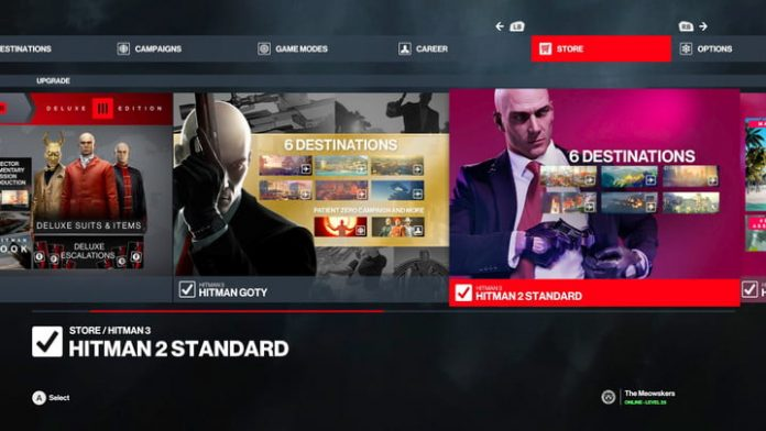 How to import Hitman 1 and 2 levels into Hitman 3