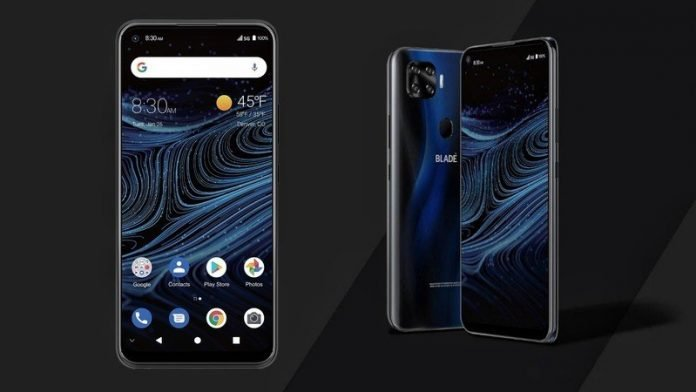 The Blade X1 is an affordable 5G phone on Visible's already cheap rate plan