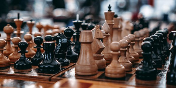 Inspired by The Queen's Gambit? Check out these chess training courses
