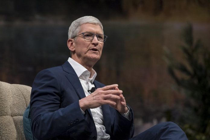 Apple CEO Tim Cook to Speak at EU Data Protection Conference This Thursday