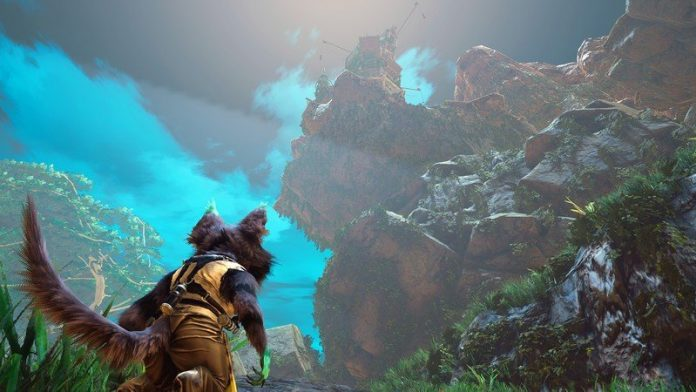 The long-awaited Biomutant has a release date — May 25, 2021