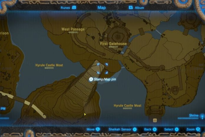 How to get the Hylian Shield in Breath of the Wild